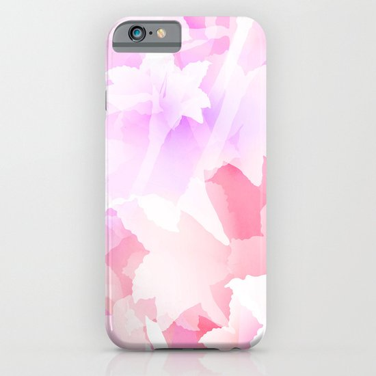 Sweet flowers iPhone & iPod Case