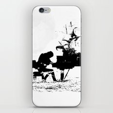 Pianist Passion iPhone & iPod Skin