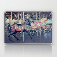 Black Stallion! Laptop & iPad Skin