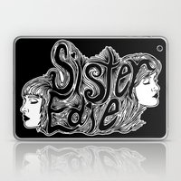 Sister Edie (dreamscape) Laptop & iPad Skin