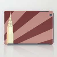 Chrysler Building iPad Case