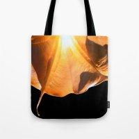 Aurea Tote Bag