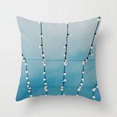 Little Lights. Throw Pillow