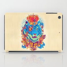 The Siberian Monarch iPad Case