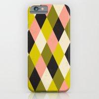Harlequin iPhone 6 Slim Case