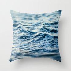 Ocean Magic Throw Pillow