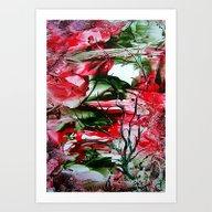 BurningSun Art Print