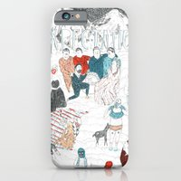 iPhone & iPod Case featuring Expectation by mariana, a miserável(the miserable one)