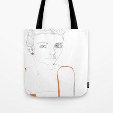 Carey Mulligan Tote Bag