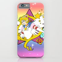 iPhone & iPod Case featuring Sailor Moon by Maggie Davidson