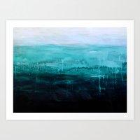 Sea Picture No. 2 Art Print