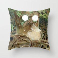 Birch  Throw Pillow