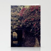 Mission Bougainvillea Stationery Cards