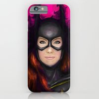 iPhone & iPod Case featuring Bat of Stone by Shana-Lee