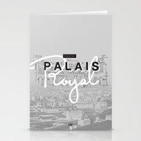 Palais Royal Stationery Cards