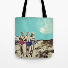 Graces on the Beach Tote Bag