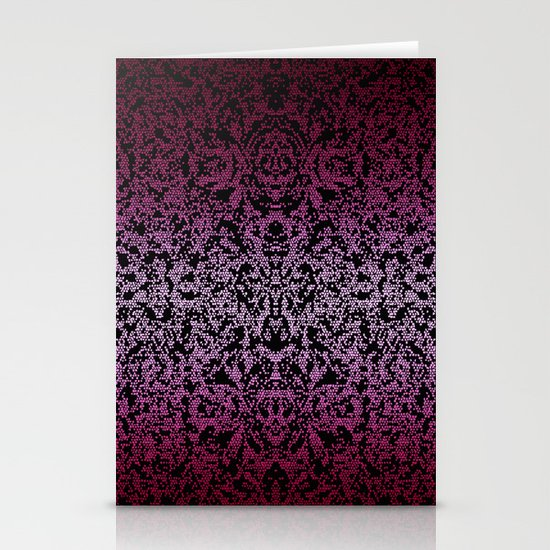 Glitter Graphic G50 Stationery Card