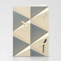 Urbana Solitude Stationery Cards