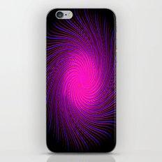 Pink Spirit Circle 2 iPhone & iPod Skin