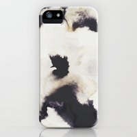 iPhone 5s & iPhone 5 Cases featuring Ink and coffee by Grace
