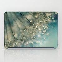 Indigo Sparkles iPad Case