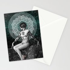 She Is Death Stationery Cards