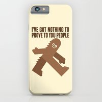 iPhone & iPod Case featuring Surefooted by David Olenick