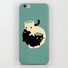 we need each other iPhone & iPod Skin
