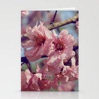 Sakura... One Spring In … Stationery Cards