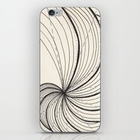 Espiral iPhone & iPod Skin