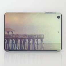 The Warm Winds Of Summer's Wreckage iPad Case