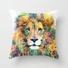Garden Of The Wild ~ LIO… Throw Pillow