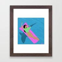 Specialist  Framed Art Print