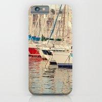 Marseille Harbor iPhone 6 Slim Case