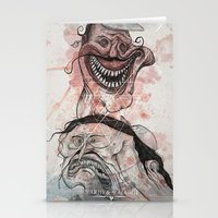 The bad Stationery Cards