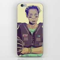 80/90s - Brie... iPhone & iPod Skin