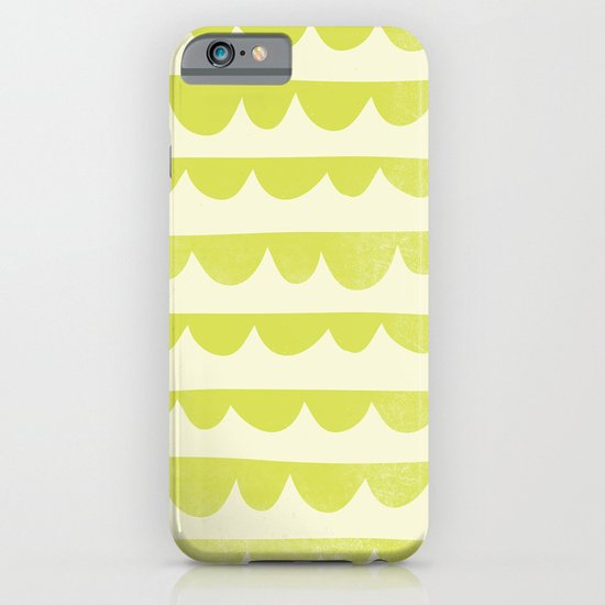 Scalloped iPhone & iPod Case