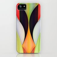 iPhone Cases featuring Merry Everything by Anai Greog