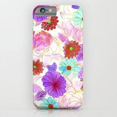 Oriental blossom Slim Case iPhone 6s
