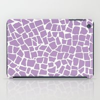 British Mosaic Orchid iPad Case