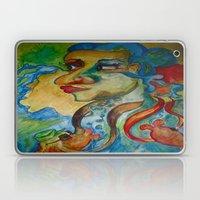 Tears Of The Sea Laptop & iPad Skin
