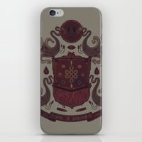 Born In Blood iPhone & iPod Skin