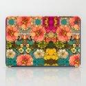 Perky Flowers! iPad Case