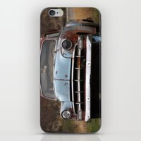 Rusty Car iPhone & iPod Skin
