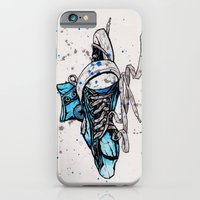 Blue Chucks iPhone 6 Slim Case