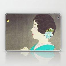 Mushikago - Insect Cage - Japanese Art Laptop & iPad Skin