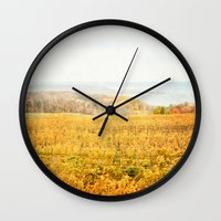 Grapes of Wrath Wall Clock