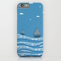 iPhone & iPod Case featuring Boats by Matt Andrews