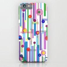 Plink (see also Plink Cherry and Plink Purple) iPhone 6 Slim Case