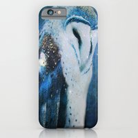 The Owl Of Winter iPhone 6 Slim Case